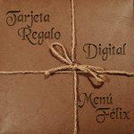 Tarjeta digital menú Félix